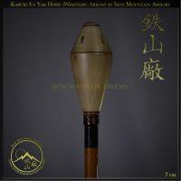 Kaburi-YaYak Horn Whistling Arrow by Iron Mountain Armory
