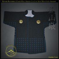 Kusari Katabira (Samurai Jacket) by Iron Mountain Armory