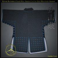 Kusari Katabira (Samurai Coat) by Iron Mountain Armory