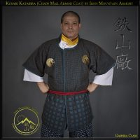 Kusari Katabira (Chain Mail Armor Coat) by Iron Mountain Armory