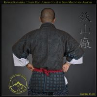 Kusari Katabira (Chain Mail Armor Coat) by Iron Mountain Armory