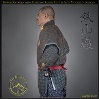 Kusari Katabira (Ninja Shinobi Armor) by Iron Mountain Armory