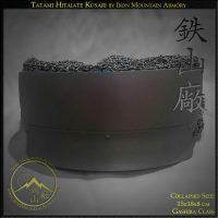 Tatami Hitaiate Kusari by Iron Mountain Armory