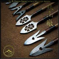Ya 矢Traditionally Crafted Samurai Arrows by Iron Mountain Armory