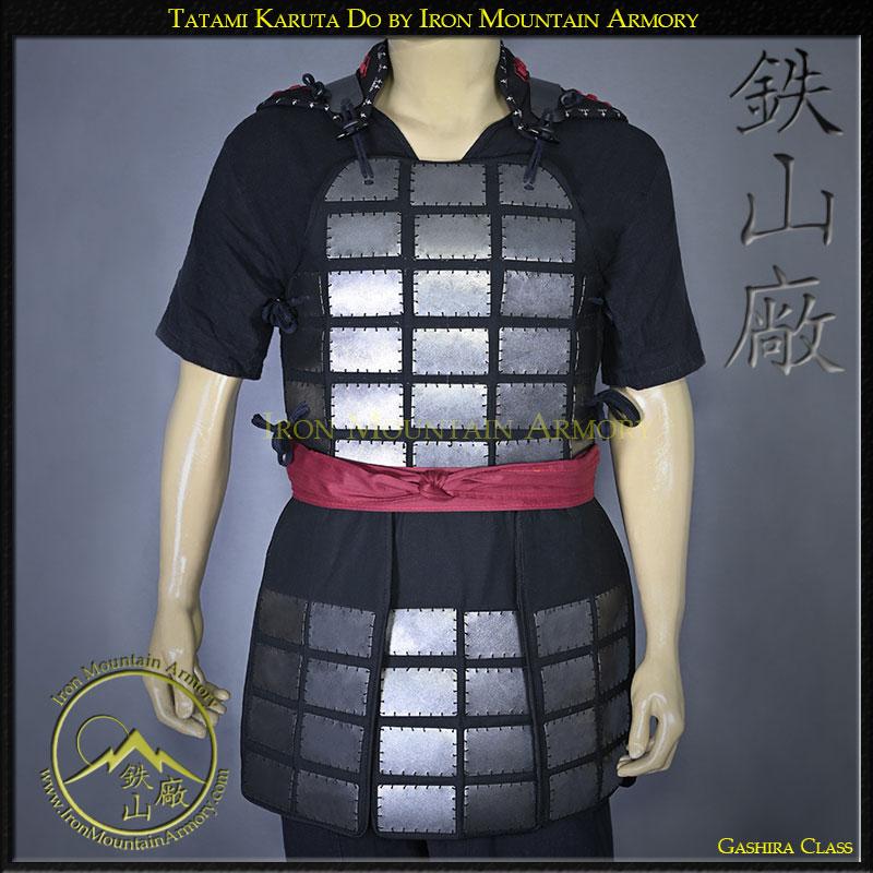Tatami Karuta (Folding Cuirass) Do