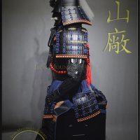 Uesugi Kenshin Dragon Samurai Yoroi by Iron Mountain Armory
