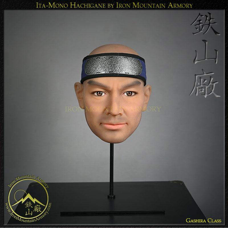 Ita Mono Hachigane - Samurai Shinobi Armored Headband