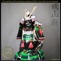 Custom Instock Samurai Armor set on sale