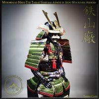 Muromachi Hishi-Toji Taisho Samurai Armor by Iron Mountain Armory