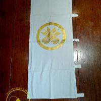 Sashimono Samurai War Banner Flags by Iron Mountain Armory